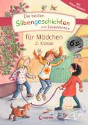 Loewe Die besten Silbengeschichten zum Lesenlernen für Mädchen 2. Klasse