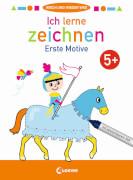 Loewe Wisch und wieder weg - Ich lerne zeichnen 5+