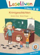 Loewe Leselöwen 2. Klasse - Krimigeschichten