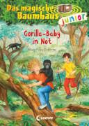 Loewe Das magische Baumhaus junior 24 - Gorilla-Baby in Not