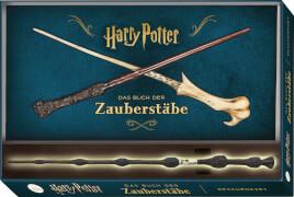 Panini 3924, Harry Potter - Das  Buch der Zauberstäbe