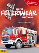 Bei der Feuerwehr geht#s rund - mit Poster
