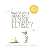 Was macht man mit einer Idee? Das besondere Kinderbuch von Tobi Yamada