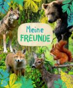 Freundebuch: Meine Freunde (Nature Zoom)