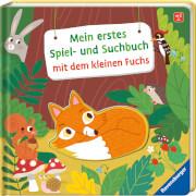 Ravensburger 41038 Spiel-und Suchbuch mit dem kl. Fuchs