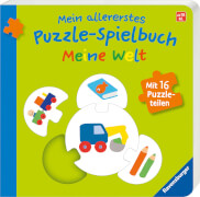 Ravensburger 43986 Puzzle-Spielbuch: Meine Welt