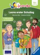 Ravensburger 46021 Mai, Leons erster Schultag-Vorschule