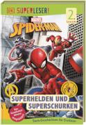 SUPERLESER! MARVEL Spider-Man Superhelden und Superschurken