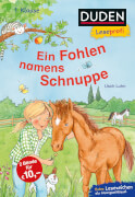 Duden Leseprofi # Ein Fohlen namens Schnuppe, 1. Klasse