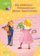 LESEMAUS zum Lesenlernen Sammelbände: Die schönsten Prinzessinnen-Silben-Geschichten