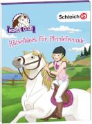 SCHLEICH® Horse Club # Rätselblock für Pferdefreunde