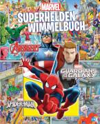 MARVEL # Superhelden-Wimmelbuch