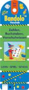 Barnhusen, Friederike: Bandolo # Set 64 # Zahlen, Buchstaben, Vorschulwissen