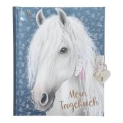 Miss Melody Tagebuch mit Stickern, Motiv