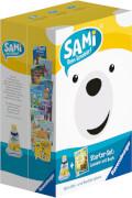 Ravensburger 00096 SAMi, dein Lesebär, Starter-Set - Der größte Schatz der Welt