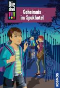 Kosmos Die drei !!! 81 Geheimnis im Spukhotel