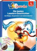 Ravensburger 46104 Die besten Leselern-Geschichten - von Ninjas, Gespenstern und Außerirdischen