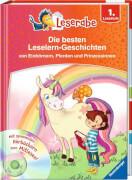 Ravensburger 46105 Die besten Leselern-Geschichten - von Einhörnern, Pferden und Prinzessinnen
