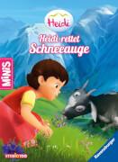 Ravensburger 49602 Heidi: Heidi rettet Schneeauge