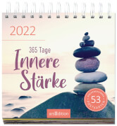 Postkartenkalender 365 Tage Innere Stärke 2022
