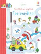 Mein Wisch-und-weg-Buch: Ferienrätsel