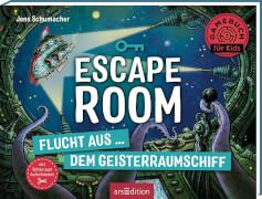 Escape Room - Flucht aus dem Geisterraumschiff