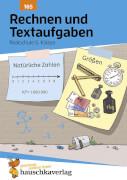 Rechnen und Textaufgaben - Realschule 5. Klasse. Ab 10 Jahre.