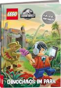 LEGO® Jurassic World# # Dinochaos im Park
