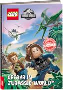 LEGO® Jurassic World# # Gefahr in Jurassic World#