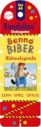 Müller, Bärbel: Bandolino # Set 68 # Benno Biber # Rätselspiele