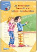 LESEMAUS zum Lesenlernen Sammelbände: Die schönsten Freundinnen-Silben-Geschichten