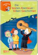 LESEMAUS zum Lesenlernen Sammelbände: Die besten Abenteuer-Silben-Geschichten
