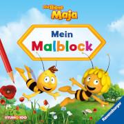 Ravensburger 49641 Die Biene Maja: Mein Malblock