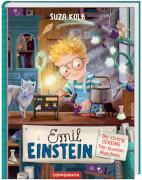 Emil Einstein (Bd.1) Die streng geheime Tier-Quassel-Masch.