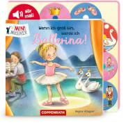 Wenn ich groß bin, werde ich Ballerina! (M-Musiker/Soundb.)
