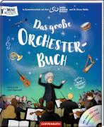 Das große Orchesterbuch (Mini-Musiker/mit 2 CDs)