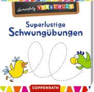Lernerf.Vorschule: Superlustige Schwungübungen (Mini-Block)