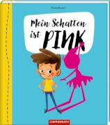 Mein Schatten ist pink