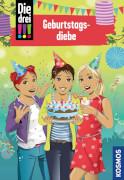 Kosmos Die drei !!! 91 Geburtstagsdiebe