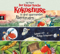 CD Der kleine Drache Kokosnuss CD - Abenteuer-Box 2 3CD Kokosnuss