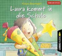 Lauras Stern - Band 1: Laura kommt in die Schule (CD)