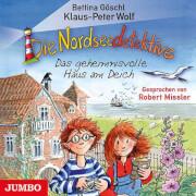 CD Die Nordseedetektive - Das geheimnisvolle Haus am Deich, Audio-CD