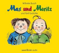 CD Max und Moritz +5 Gedichte