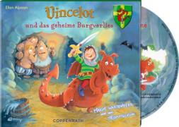 CD Hörbuch: Vincelot und das geheime Burgverlies