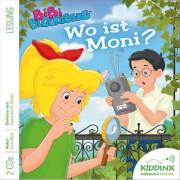 CD B.Blocksberg:Wo ist Moni