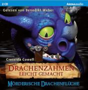 CD Drachenzähmen 4 Hörbuch