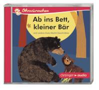 Ohrwürmchen Ab ins Bett, Bär CD