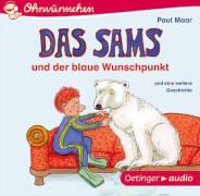 Ohrwürmchen Sams Wunschpunkt CD