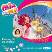 CD Mia and me 15:Drachen