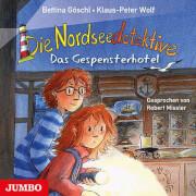 CD Die Nordseedetektive - Das Gespensterhotel, Audio-CD